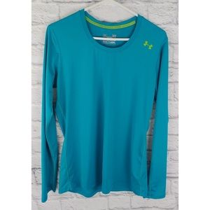 UA Dr-Fit Long Sleeved Active Wear Tee